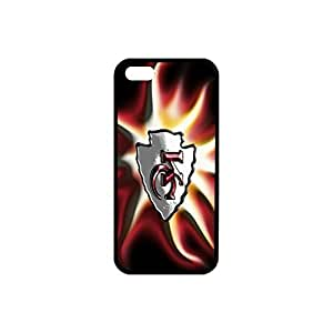 Custom Kansas City Chiefs High Quality Durable iPhone 5/5S Case Cover DIY iPhone Cases