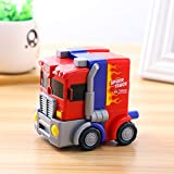 Super Truck! Pencil Sharpener, Truck Toy for Kids Hand Waved School and Office