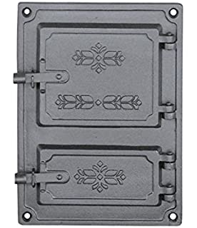 Estufa Puerta Horno Puerta Del Horno Puerta Puerta Horno para pizza Madera del Horno Puerta Horno de piedra para puerta de…