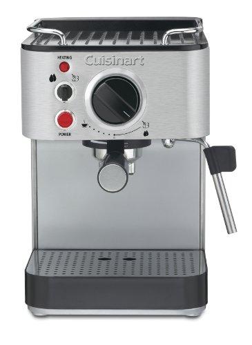 Conair Cuisinart EM-100 1.66 Quart Stainless Steel Espresso Maker (Machine Steamer compare prices)