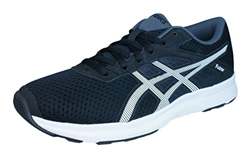 Asics - Fuzor, color black , talla Black/White