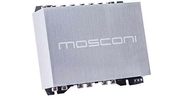 Gladen Mosconi DSP 6to8 - procesador digital de: Amazon.es: Electrónica