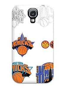 Premium New York Knicks Basketball Nba Heavy-duty Protection Case For Galaxy S4