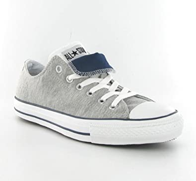 3cd579c490220 Converse Ct Double tongue All Star Ox Grey Mens Trainers Size 9 ...