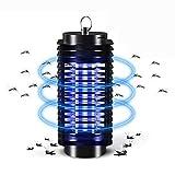 Electronic Bug Zapper, Indoor Bug Zapper with Hook, Hangable, for Home, Indoor