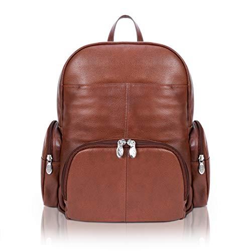 McKlein, S Series, Cumberland, Pebble Grain Calfskin Leather, 15