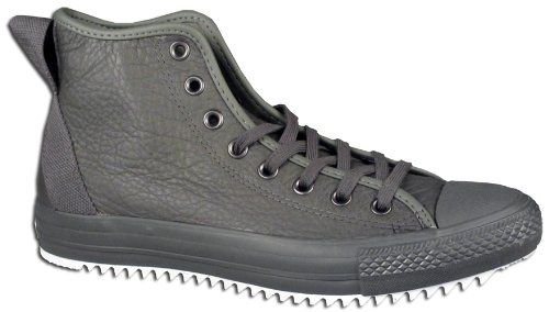 Converseer De Chuck Taylor All Star Hollis Sneaker In Charcoal, 10, Grijs