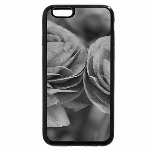 iPhone 6S Plus Case, iPhone 6 Plus Case (Black & White) - 2gether