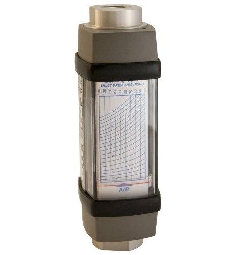 Racine Federated Hedland H671A-100 Flowmeter, Aluminum, F...