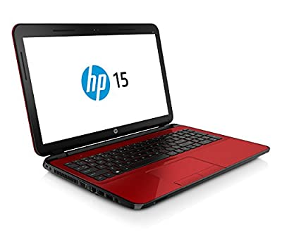 HP Pavilion 15-r030wm Intel Pentium N3520 2.17GHz 500GB 4GB DVDRW 15.6 Webcam Windows 8.1 Flyer Red (Certified Refurbished)