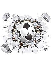 3D الإبداعية DIY كأس العالم لكرة القدم ملصق بار ديكور المنزل خلفيات ذاتية اللصق