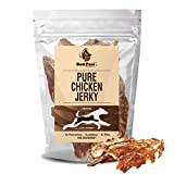 Premium Chicken Jerky Cat & Dog Treats Made in Canada, Trainer Favorite All