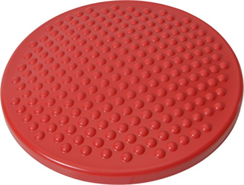 Gymnic Disc 'o' Sit Jr. Inflatable Seat Cushion, Red