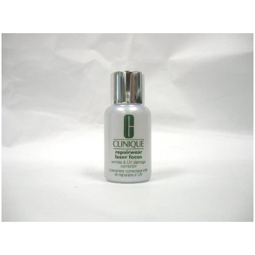 Clinique-Repairwear Laser Focus Wrinkle & UV Damage Corrector Travel Size-0.24oz/7ml