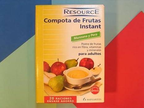 NESTLE Meritene compota de frutas 20 raciones: Amazon.es: Salud y cuidado personal