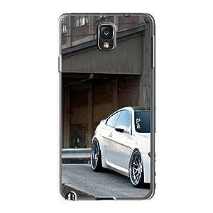 Premium [cZs1650tbRU]bmw M6 Car Wheels Tuning Case For Galaxy Note3- Eco-friendly Packaging