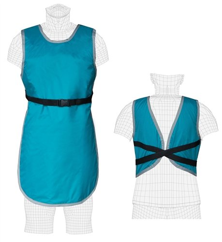 Techno Aide X-Ray Lead Apron - Econo-Gua - Regular Lead X-ray Apron Shopping Results
