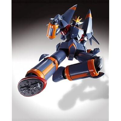 Bandai Tamashii Nations Super Robot Chogokin Gun Buster Action Figure: Toys & Games