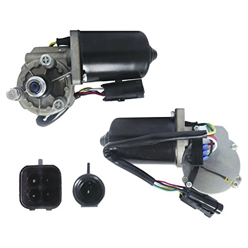New Wiper Motor For Kenworth (1987-2006), Mack (1994-2010), Western Star (2005-2015), Replaces E-108-010 E108010