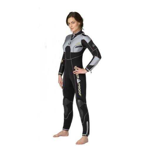 新しいレディースTusa防水5 mm Backzipジャンプスーツで3d解剖学的デザイン(サイズXS )   B00IVQF3ZW