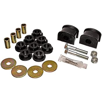 Energy Suspension 7.5113R 16mm Rear Sway Bar Set