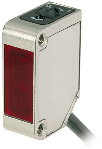 Optex FA 100 mm IP69K stainless steel background suppression photoelectric beam sensor NPN by Optex FA