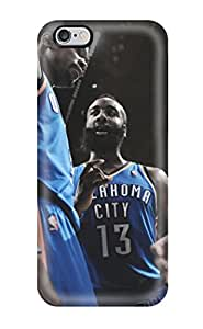 Best 3504215K116592510 oklahoma city thunder basketball nba NBA Sports & Colleges colorful iPhone 6 Plus cases