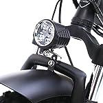 GUNAI-Pieghevole-Bici-Elettrica20-Pollice-Motore-500W-Batteria-al-Litio-48V15AHFreno-a-Doppio-Disco-Bicicletta-a-Rotolare-sulla-Neve-o-la-Sabbia-con-Sedile-Posteriore