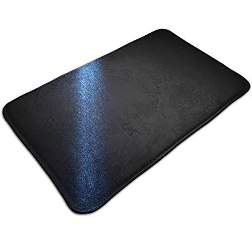 HengZhe Door Mat Rocket Entrance Rug,Fade Resistant Floor Mats,Slip-Proof Bathroom Mat,Shoes Scraper Carpet,19.5x31.5x0.47 Inches ()