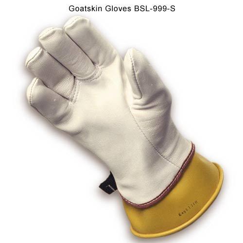 Bashlin Kunz Goatskin Protector Gloves with Strap from Bashlin Kunz