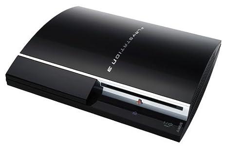 Sony PlayStation 3 Console (60GB Premium Version): Amazon co
