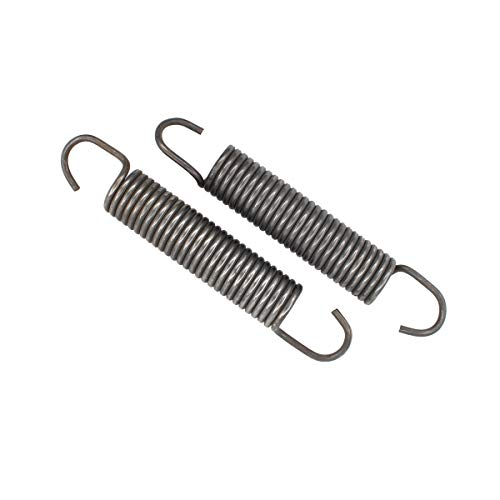 (ApplianPar 2 Pack W10135004 Washer Suspension Spring kit for Whirlpool Kenmore Washing Machine)