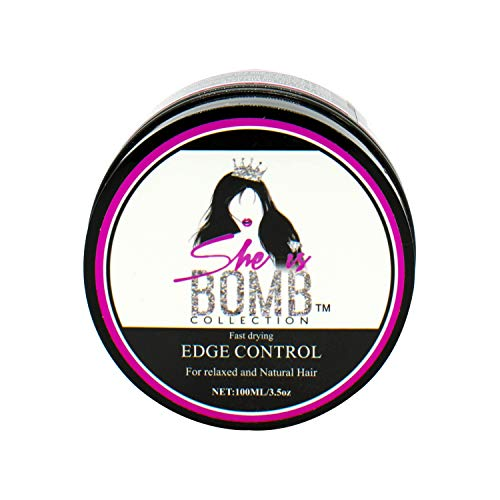 (She Is Bomb Collection Edge Control 3.5 Oz.)