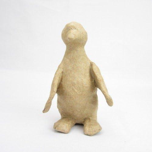 d/écopatch Small Penguin Mache