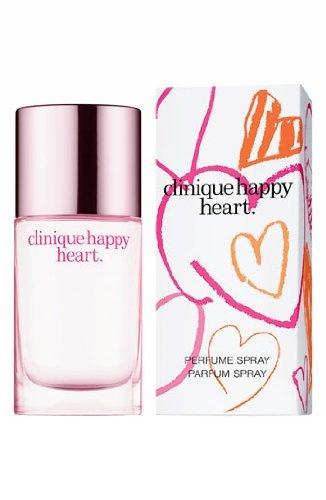 Clinique Happy Heart Perfume Spray 1 Oz Nib