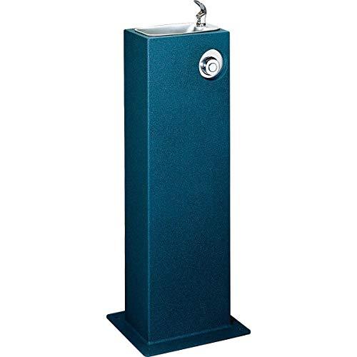 Endura Upright Pedestal Outdoor Single Ftn Sanitray Freeze Resistant