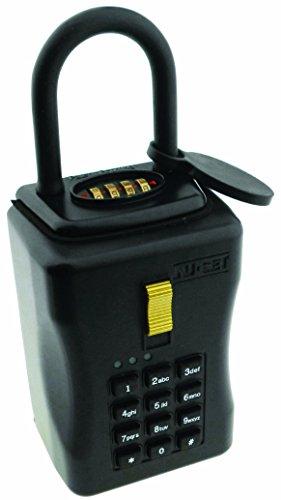 NU-Set 7030-3 Eyecon Portable WiFi-Enabled Smart Lock Box Sh