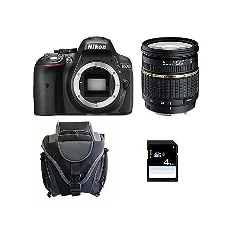 Nikon D5300 + TAMRON 17-50 Di II LD + SD 4Gb: Amazon.es ...