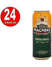 24 latas 0.5L Magners Original Sidra de sidra 4.5% vol. -Depósito libre