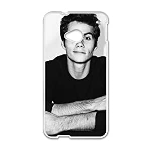 HTC One M7 Phone Case White Dylan O'brien WQ5RT7423157