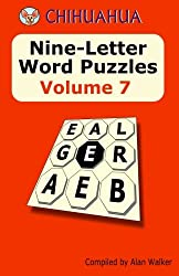 Chihuahua Nine-Letter Word Puzzles Volume 7