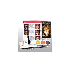 Cat or Animal Professional Face Paint and Make up Kit