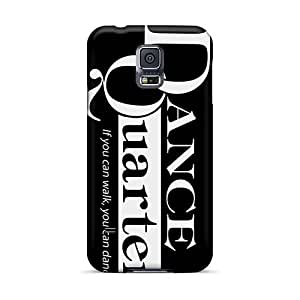 Excellent Hard Phone Cases For Samsung Galaxy S5 (wbk6347YGWV) Unique Design Stylish Queen Image