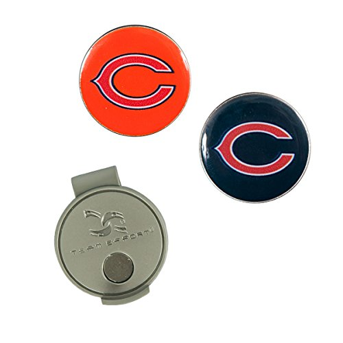 Team Effort NFL Chicago Bears Hat Clip & 2 Ball Markers