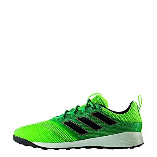 adidas ACE TANGO 17.2 TR - Botas de fútbol para Hombre, Verde - (VERBAS/NEGBAS/VERSOL) 46