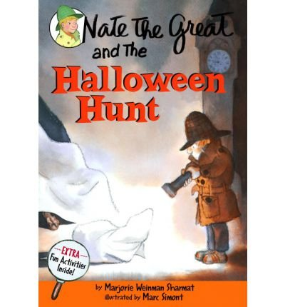 [(Nate the Great and the Halloween Hunt )] [Author: Marjorie Weinman Sharmat] [Sep-2005]]()