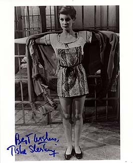 TISHA STERLING (Batman) 8x10 Celebrity Photo Signed In-Person
