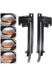 Dynamiczne kierunkowskazy LED do samochodów Audi A4 A5 B8.5 B8 RS5 RS3 A3 8P S5 RS4 A6 Q3 A8 8K
