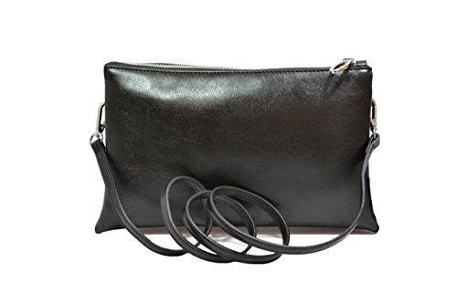 Nero Giardini accessori Pochette tracolla nero 3511 borsa donna A743511D