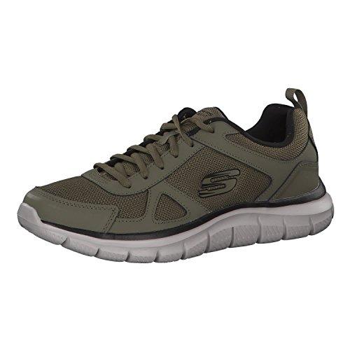 Skechers Herren Track-scloric 52631-bbk Sneaker